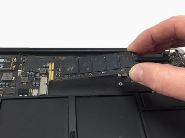 MacBook Air 13 замена SSD-диска