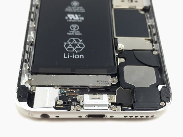iphone 6 s замена аккумулятора